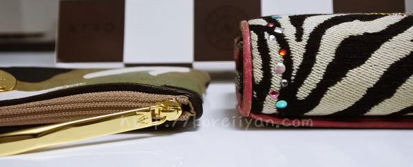 ATAOとシンクビーの財布を比べてみた